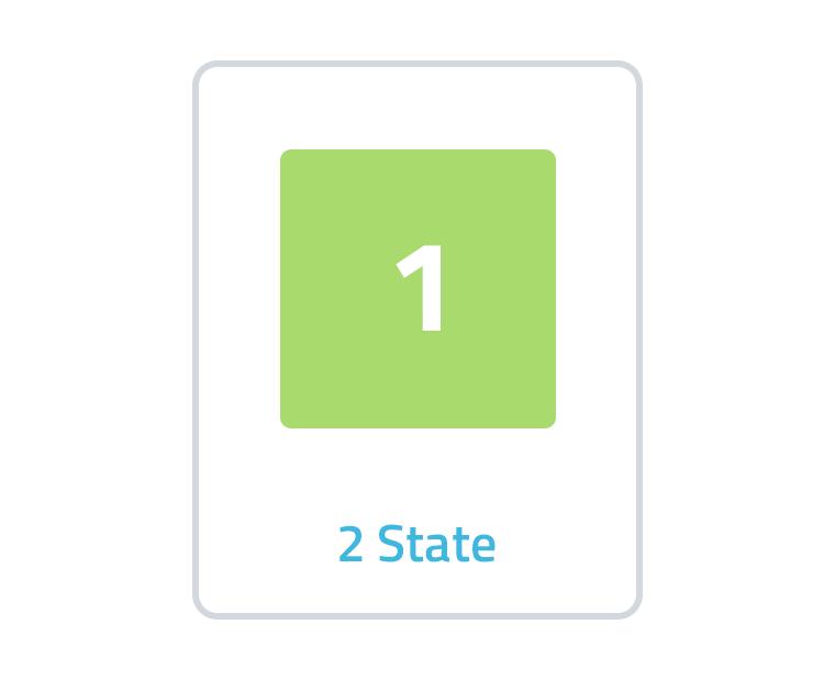 2 State Widget